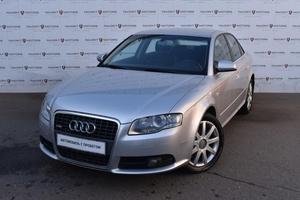 Подержанный автомобиль Audi A4, отличное состояние, 2007 года выпуска, цена 480 000 руб., Москва