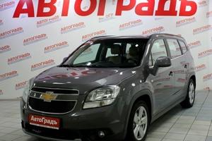 Авто Chevrolet Orlando, 2011 года выпуска, цена 615 000 руб., Москва