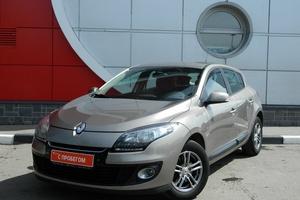 Авто Renault Megane, 2012 года выпуска, цена 480 000 руб., Москва
