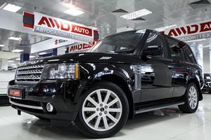 Авто Land Rover Range Rover, 2009 года выпуска, цена 1 230 000 руб., Москва