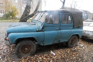 Автомобиль УАЗ 469, среднее состояние, 1984 года выпуска, цена 50 000 руб., Сыктывкар