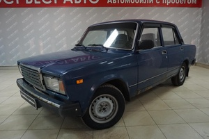 Авто ВАЗ (Lada) 2107, 2008 года выпуска, цена 74 000 руб., Москва