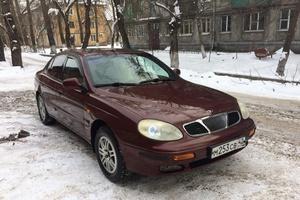 Автомобиль Daewoo Leganza, хорошее состояние, 1997 года выпуска, цена 160 000 руб., Кемеровская область