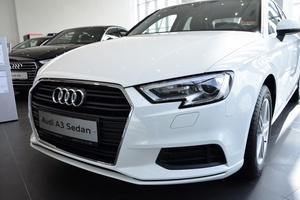 Авто Audi A3, 2016 года выпуска, цена 1 400 000 руб., Москва