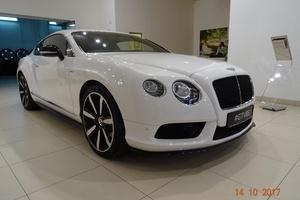 Авто Bentley Continental GT, 2014 года выпуска, цена 7 680 000 руб., Санкт-Петербург