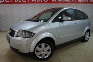 Авто Audi A2, 2003 года выпуска, цена 198 000 руб., Москва