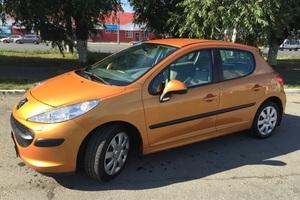 Автомобиль Peugeot 207, хорошее состояние, 2007 года выпуска, цена 290 000 руб., Челябинск