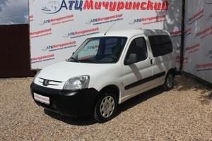 Авто Peugeot Partner, 2010 года выпуска, цена 280 000 руб., Москва