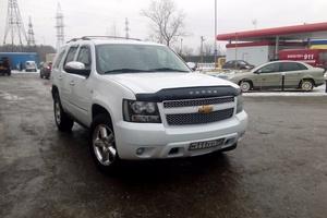 Подержанный автомобиль Chevrolet Tahoe, отличное состояние, 2012 года выпуска, цена 1 550 000 руб., Истра