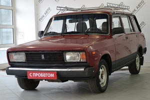 Авто ВАЗ (Lada) 2104, 2007 года выпуска, цена 60 000 руб., Москва