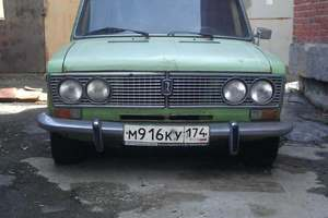 Автомобиль ВАЗ (Lada) 2103, хорошее состояние, 1981 года выпуска, цена 50 000 руб., Челябинск