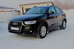 Автомобиль Audi Q3, отличное состояние, 2013 года выпуска, цена 1 500 000 руб., Белово