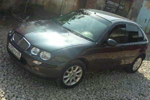 Автомобиль Rover 25, отличное состояние, 2002 года выпуска, цена 160 000 руб., республика Дагестан