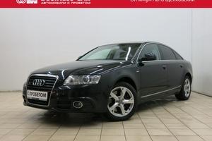 Подержанный автомобиль Audi A6, отличное состояние, 2010 года выпуска, цена 993 590 руб., Москва