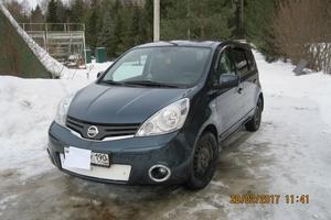 Автомобиль Nissan Note, хорошее состояние, 2012 года выпуска, цена 450 000 руб., Ногинск