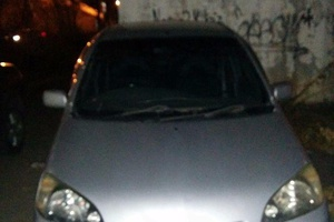 Автомобиль Daihatsu YRV, хорошее состояние, 2000 года выпуска, цена 180 000 руб., Челябинская область