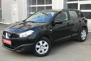 Подержанный автомобиль Nissan Qashqai, хорошее состояние, 2010 года выпуска, цена 545 000 руб., Казань