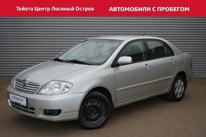 Авто Toyota Corolla, 2005 года выпуска, цена 285 145 руб., Москва