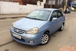 Авто Suzuki Liana, 2006 года выпуска, цена 235 000 руб., Москва