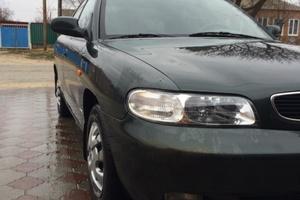 Автомобиль Daewoo Nubira, хорошее состояние, 1999 года выпуска, цена 120 000 руб., Ставропольский край