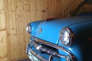 Автомобиль Москвич 407, отличное состояние, 1959 года выпуска, цена 190 000 руб., Москва