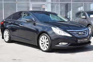 Авто Hyundai Sonata, 2010 года выпуска, цена 849 000 руб., Липецк