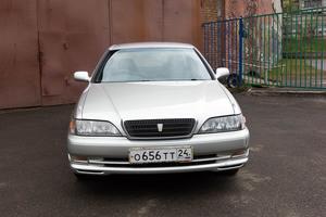 Автомобиль Toyota Cresta, хорошее состояние, 1999 года выпуска, цена 300 000 руб., Красноярск