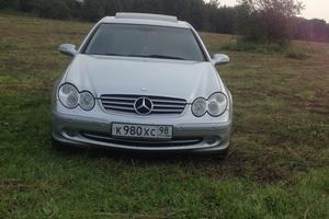 Автомобиль Mercedes-Benz CLK-Класс, отличное состояние, 2002 года выпуска, цена 520 000 руб., Санкт-Петербург