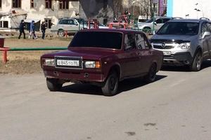 Подержанный автомобиль ВАЗ (Lada) 2107, отличное состояние, 1999 года выпуска, цена 35 000 руб., Нижневартовск