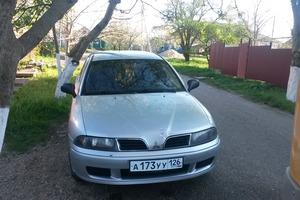 Автомобиль Mitsubishi Carisma, хорошее состояние, 2002 года выпуска, цена 178 000 руб., Минеральные Воды
