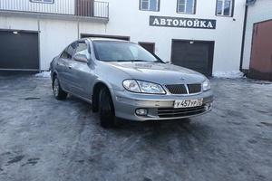 Автомобиль Nissan Bluebird Sylphy, отличное состояние, 2001 года выпуска, цена 200 000 руб., Ишим