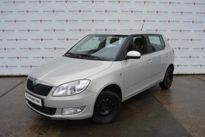 Авто Skoda Fabia, 2012 года выпуска, цена 455 000 руб., Москва
