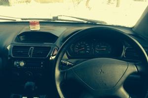 Автомобиль Mitsubishi Space Wagon, хорошее состояние, 2002 года выпуска, цена 300 000 руб., Москва