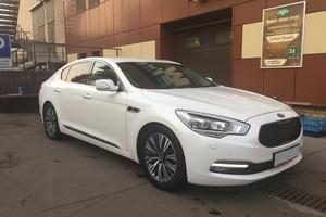 Автомобиль Kia Quoris, отличное состояние, 2014 года выпуска, цена 1 480 000 руб., Москва
