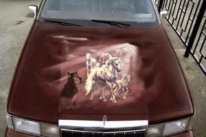 Автомобиль Lincoln Town Car, отличное состояние, 1991 года выпуска, цена 900 000 руб., Екатеринбург