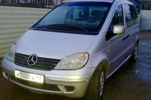 Автомобиль Mercedes-Benz Vaneo, отличное состояние, 2003 года выпуска, цена 380 000 руб., Краснодарский край