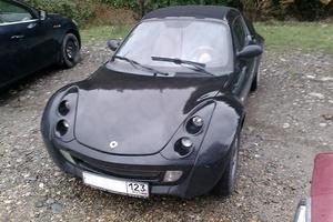 Автомобиль Smart Roadster, отличное состояние, 2006 года выпуска, цена 420 000 руб., Краснодарский край