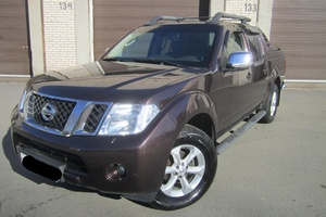 Авто Nissan Navara, 2012 года выпуска, цена 1 188 000 руб., Санкт-Петербург