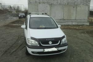 Подержанный автомобиль Opel Zafira, хорошее состояние, 2000 года выпуска, цена 158 000 руб., Кыштым