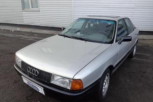 Авто Audi 80, 1989 года выпуска, цена 89 900 руб., Санкт-Петербург