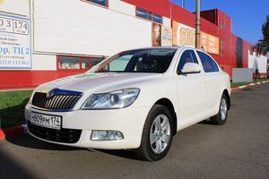 Подержанный автомобиль Skoda Octavia, отличное состояние, 2012 года выпуска, цена 600 000 руб., Магнитогорск