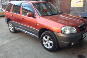 Автомобиль Mazda Tribute, отличное состояние, 2004 года выпуска, цена 400 000 руб., Иркутск