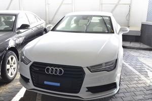 Авто Audi A7, 2016 года выпуска, цена 3 365 700 руб., Москва