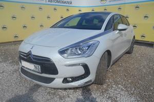 Авто Citroen DS5, 2012 года выпуска, цена 895 000 руб., Самара
