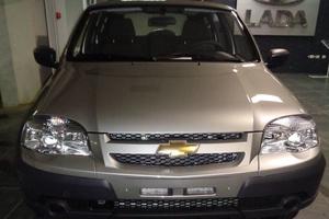 Авто Chevrolet Niva, 2016 года выпуска, цена 503 000 руб., Уфа