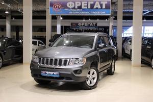 Авто Jeep Compass, 2013 года выпуска, цена 857 000 руб., Москва