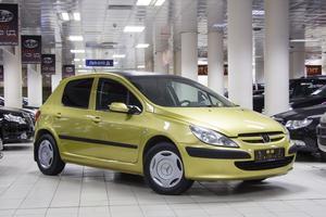 Авто Peugeot 307, 2004 года выпуска, цена 277 777 руб., Москва