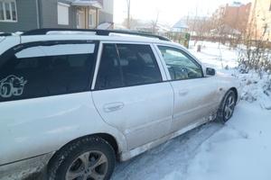 Автомобиль Mazda Capella, среднее состояние, 1997 года выпуска, цена 150 000 руб., Горно-Алтайск