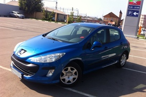 Автомобиль Peugeot 308, хорошее состояние, 2008 года выпуска, цена 300 000 руб., Павловский Посад