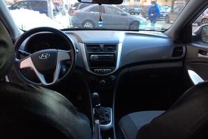 Автомобиль Hyundai Solaris, отличное состояние, 2012 года выпуска, цена 395 000 руб., Подольск